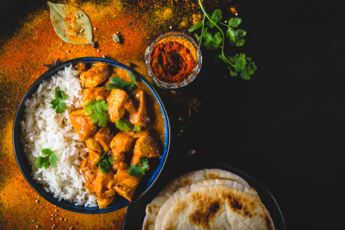 Quick Tasty Butter Chicken